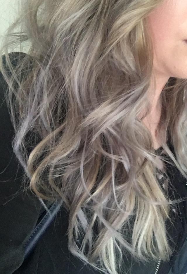 haarverf grijs